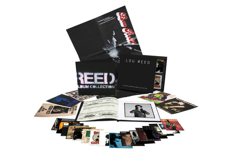Lou Reed | The RCA & Arista Albums Collection | 17-CD Box Set