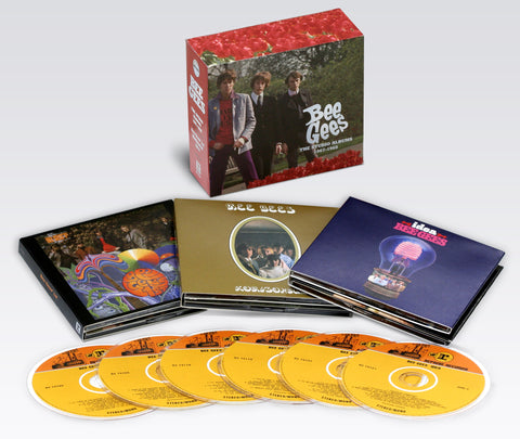 Bee Gees | Studio Albums 1967-68 | CD Set
