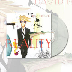 David Bowie | Reality | Limited Edition 180g Clear Vinyl LP