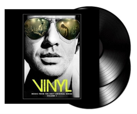 Various Artists | VINYL: Music From The HBO Original Series Vol. 1 | 180g Vinyl 2LP + Bonus CD