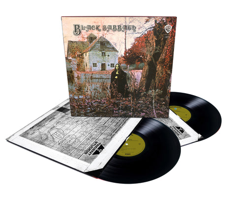 Black Sabbath | Black Sabbath | Deluxe Edition 180g Vinyl 2LP