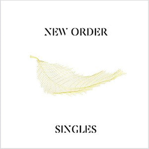 New Order | Singles | Limited Edition 180g 4LP Box Set