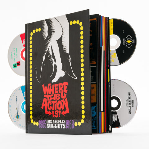 Various Artists | Where the Action Is! Los Angeles Nuggets: 1965-1968 | CD