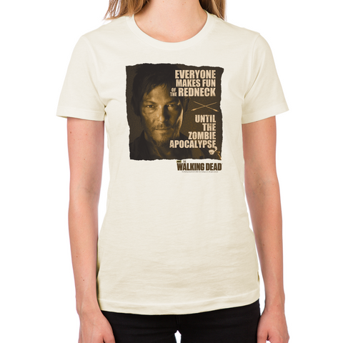 The Walking Dead | Daryl Dixon Redneck Ladies T-shirt