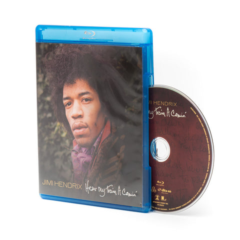 Jimi Hendrix | Hear My Train A Comin | Blu-ray