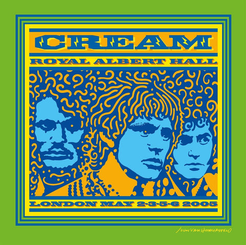 Cream | Royal Albert Hall 2005 [Import] | 180g Vinyl 3LP
