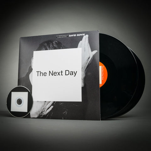 David Bowie | The Next Day  | 180g Vinyl 2LP + Bonus CD