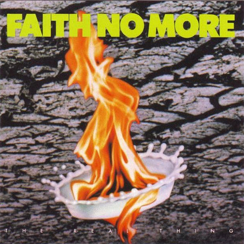 Faith No More | The Real Thing  | Deluxe Edition 180g Vinyl 2LP