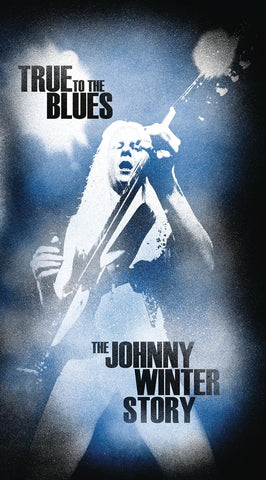 Johnny Winter | True to the Blues: The Johnny Winter Story | CD Box Set