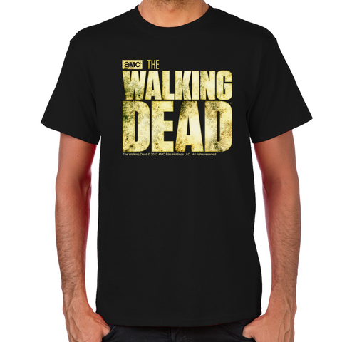 The Walking Dead | TWD Logo | T-shirt