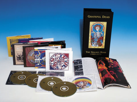 Grateful Dead | The Golden Road  1965-1973 | CD Set