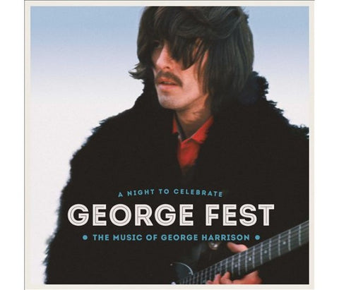 Various Artists | George Fest: A Night to Celebrate the Music of George Harrison | Vinyl LP Audiophile 180g+