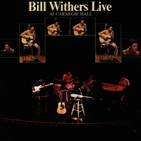 Bill Withers | Live at Carnegie Hall | 180g Vinyl 2LP