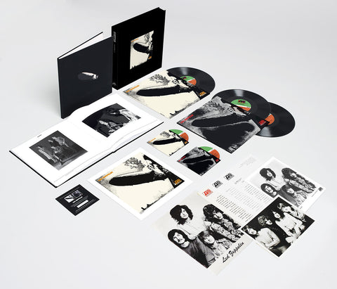 Led Zeppelin | Led Zeppelin | Super Deluxe Edition (180g 3LP + 2CD)