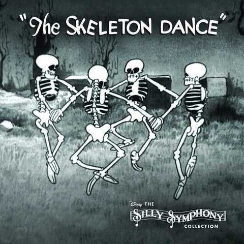 "The Silly Symphony Collection: The Skeleton Dance/Three Little Pigs | Limited Edition Record Store Day 10"" Single"
