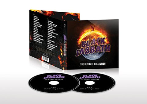 Black Sabbath | The Ultimate Collection | Deluxe 2CD Set