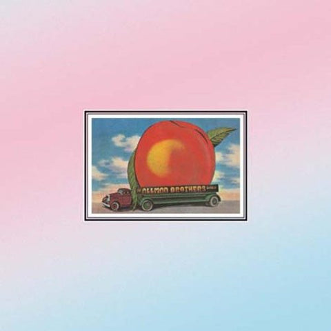 The Allman Brothers Band | Eat a Peach | 2LP 180g Vinyl (Limited Edition)