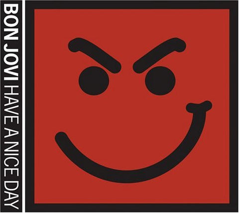 Bon Jovi | Have A Nice Day | 180g Vinyl 2LP [UK Import]