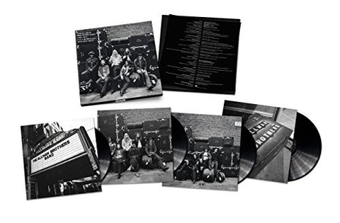 The Allman Brothers Band | The 1971 Fillmore East Recordings | 4LP 180g Vinyl