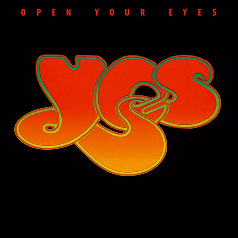 Yes | Open Your Eyes [Import] | 2 180g Vinyl LP