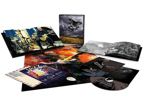 David Gilmour | Rattle That Lock | CD + Blu-ray OR DVD