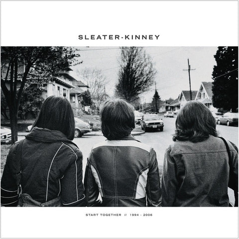 Sleater-Kinney | Start Together | Limited Edition 7LP Vinyl Box Set (Second Edition)