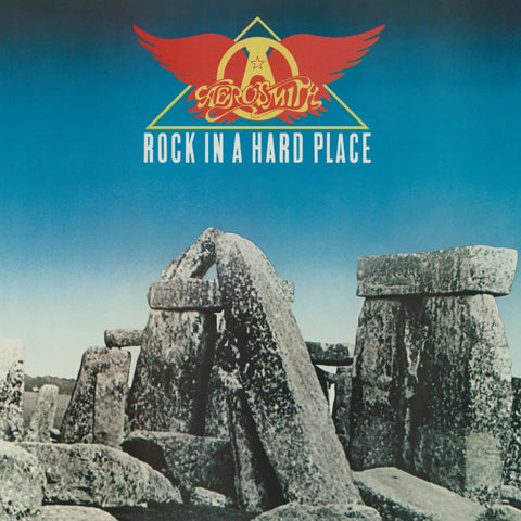 Aerosmith | Rock in a Hard Place | 180g Vinyl LP