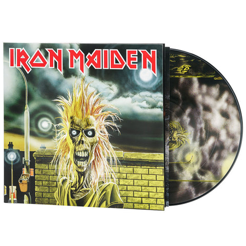 Iron Maiden | Iron Maiden | Vinyl LP Picture Disc
