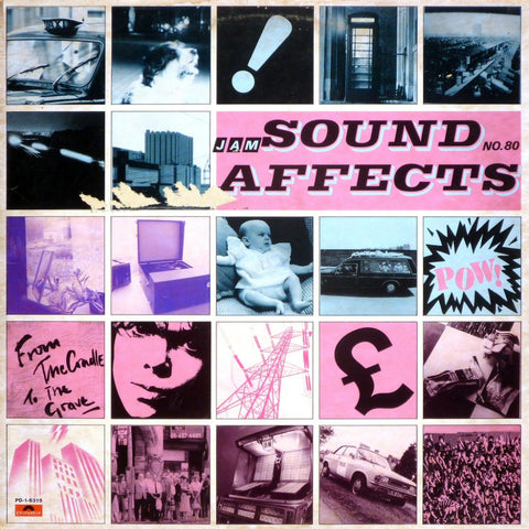 The Jam | Sound Affects | Vinyl LP