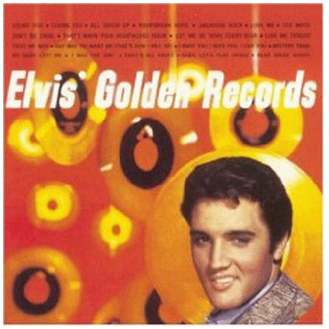 Elvis Presley | Elvis' Golden Records | Limited Edition 180g Vinyl LP