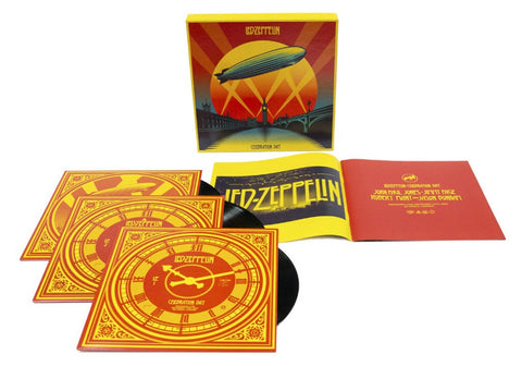 Led Zeppelin | Celebration Day (Deluxe Vinyl) | Vinyl LP Box Set