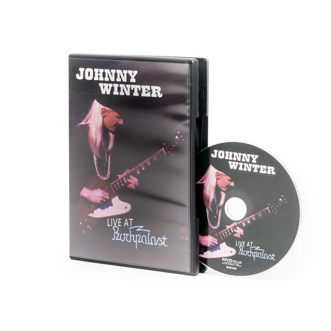 Johnny Winter | Live Rockpalast 1979  | DVD