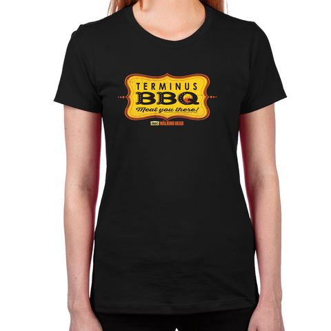 The Walking Dead | Terminus BBQ | T-shirt (Women's)