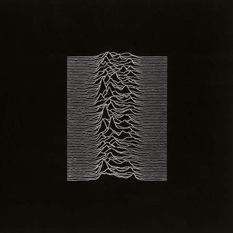 Joy Division | Unknown Pleasures  | 180g Vinyl LP