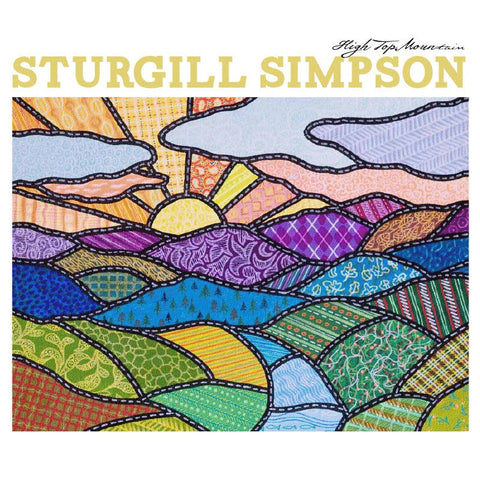 Sturgill Simpson | High Top Mountain  | Vinyl LP