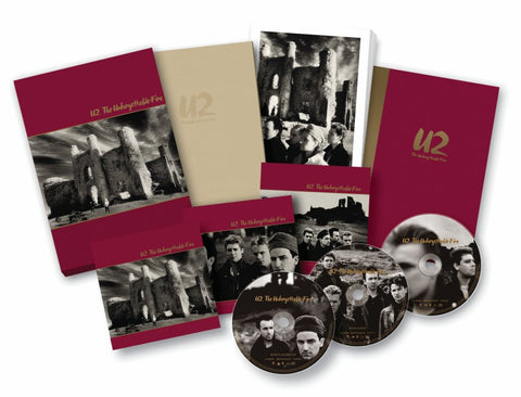 U2 | The Unforgettable Fire (Super Deluxe Limited Edition) | 2CD-DVD Combo