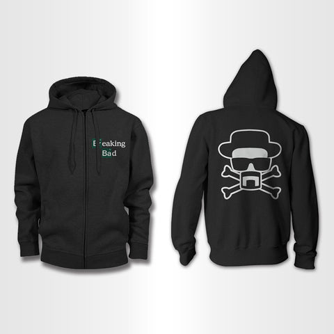 Breaking Bad | Skull and Crossbones | Hoodies