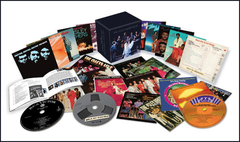 The Isley Brothers  | The RCA Victor & T-Neck Album Masters  | 23 CD Set