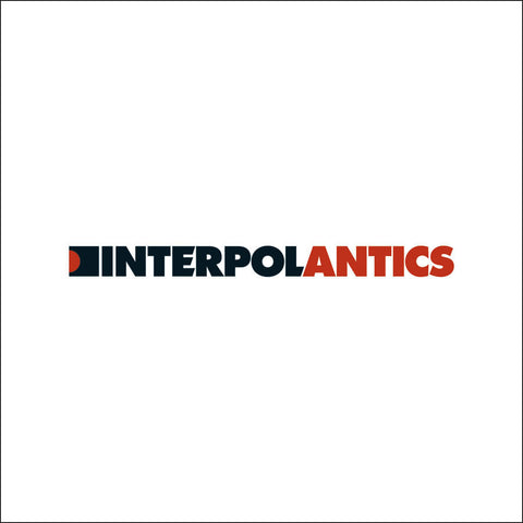 Interpol | Antics | Vinyl LP