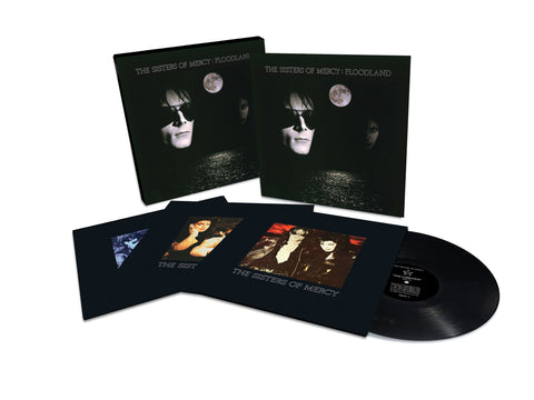 The Sisters of Mercy | Floodland (Collection) | Vinyl 4LP 180 Gram Box Set
