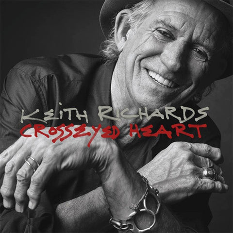 Keith Richards | Crosseyed Heart | Vinyl LP