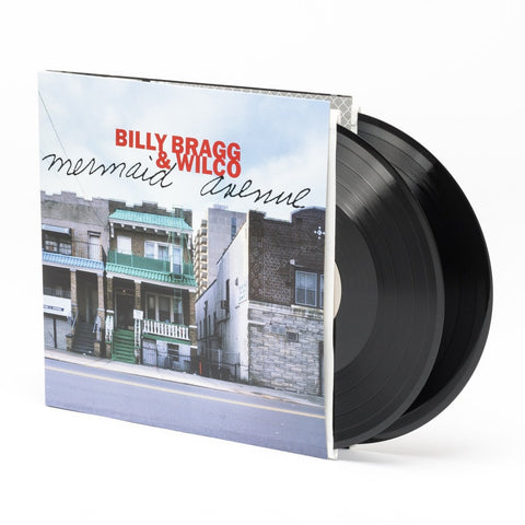 Billy Bragg & Wilco | Mermaid Avenue Vol. I | 180g Vinyl 2LP