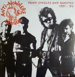 Anti-Nowhere League | Punk: Singles 1980-84 | Deluxe Edition 180g Vinyl 2LP