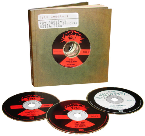 Otis Redding | Complete Stax/Volt Singles Collection | 3 CD Box Set