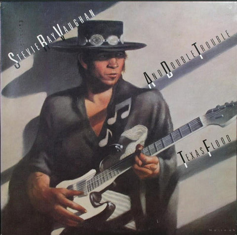 Stevie Ray Vaughan | Texas Flood | Vinyl LP