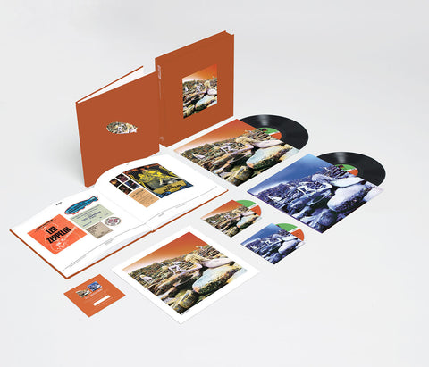 Led Zeppelin | Houses of the Holy | Super Deluxe Edition (180g 2LP + 2CD Box Set)