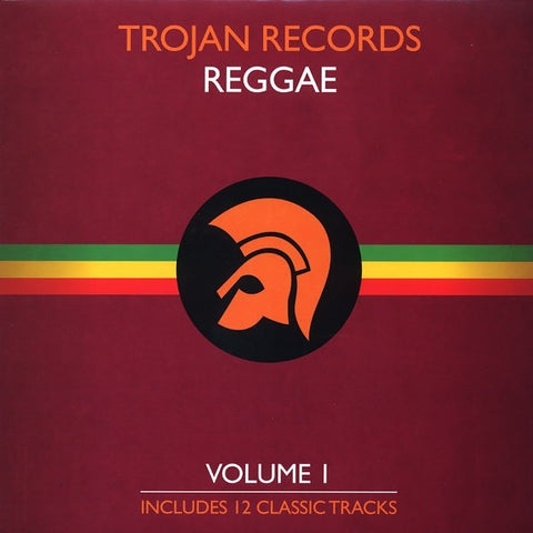Various Artists | The Best of Trojan Reggae - Volume 1 | Vinyl LP