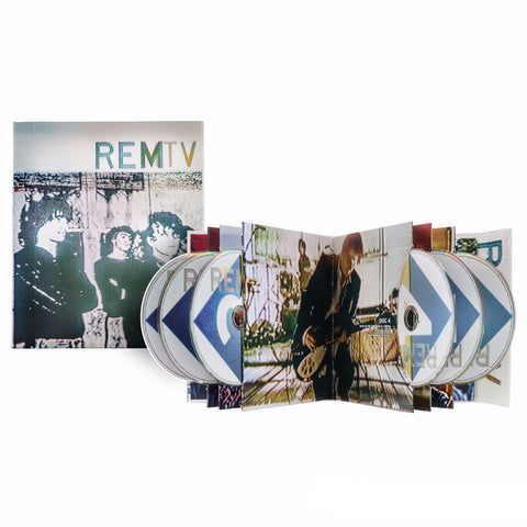 R.E.M. | REMTV | 6 DVD Box Set