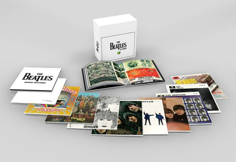 The Beatles | The Beatles in Mono | 180g 14LP Vinyl Box Set