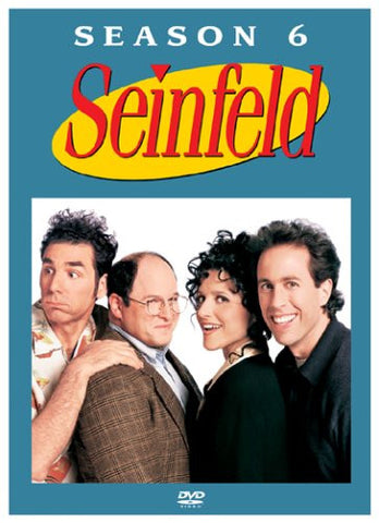 Seinfeld | Season 6 | DVD